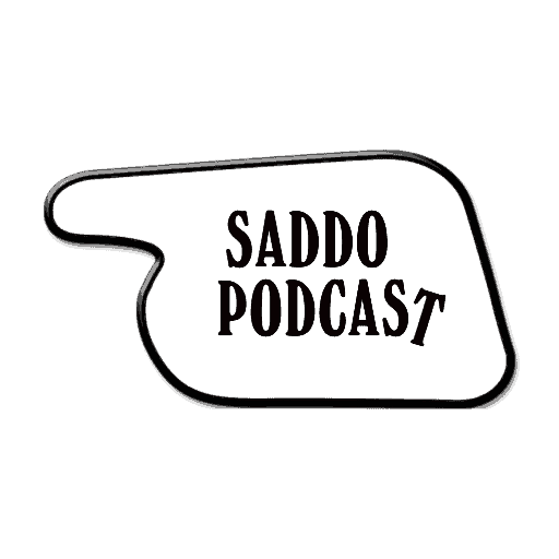 SADDO PODCAST Fawlty Towers Episode Logo
